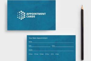 Appt card